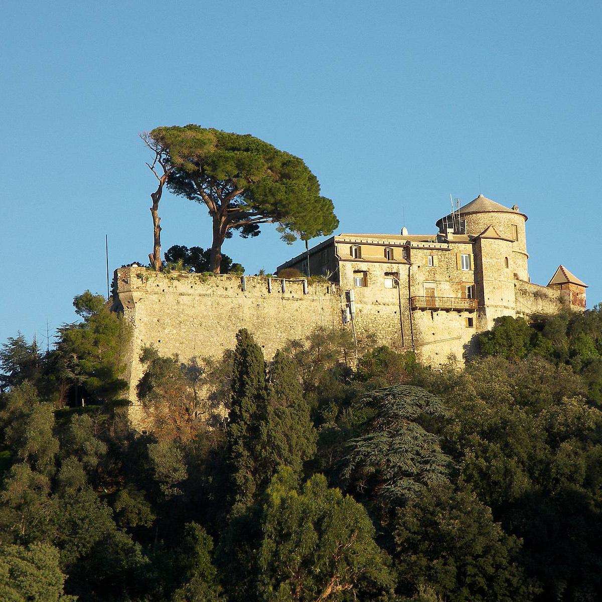 Blog Portofino Kasteel Brown