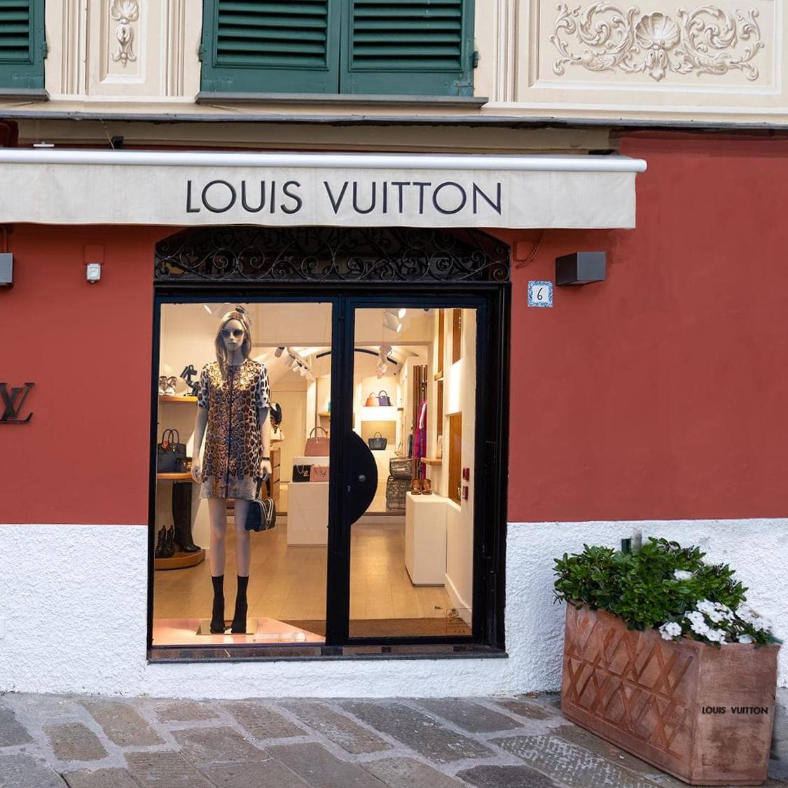 Blog Portofino Louis Vuitton