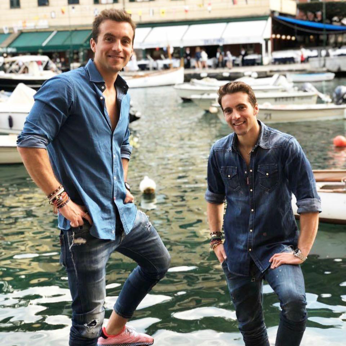 Blog Portofino Matteo e Paolo